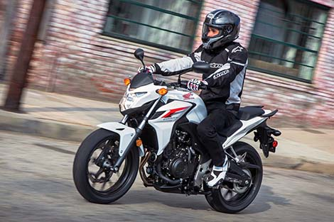 motos honda