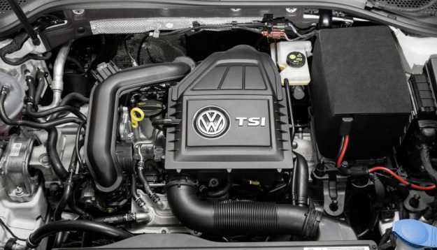motor turbo TSI VW