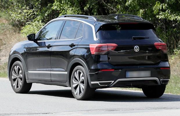 Sem camuflagem, revelado o design do novo Volkswagen T-Cross