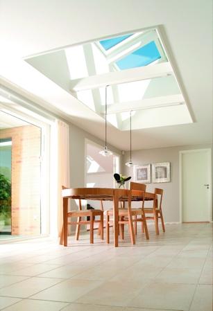 Velux finestre per tetti piani top finestre per tetti for Velux finestre tetti piani