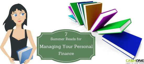 Summer Reads for Managing Your Personal Finance