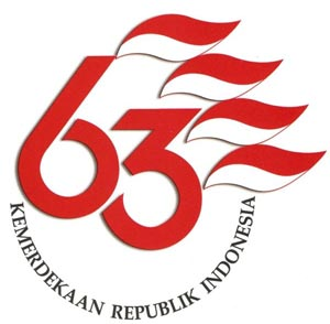 HUT Republik Indonesia ke 63