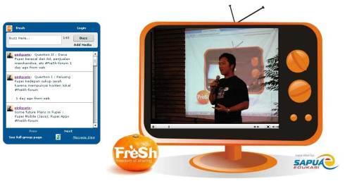 FreSh TV (Freedom of Sharing)