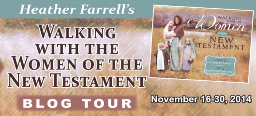 Waling with Women of NT blog tour