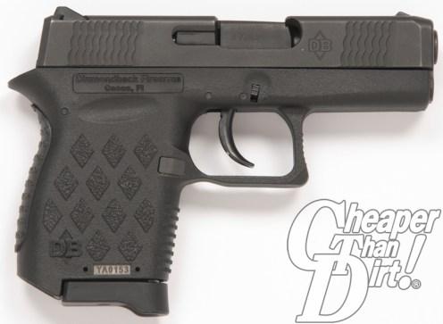 Diamondback Firearms DB9 pistol