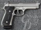 Beretta 92 with Crimson Trace laser grips