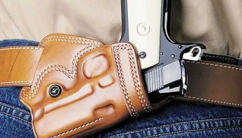 First Time to Conceal Carry: Holster Basics