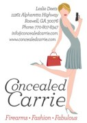 Concealed Carrie Logo
