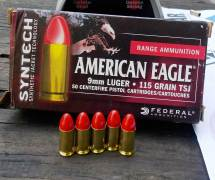 Federal Syntech ammunition