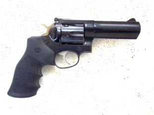 Ruger GP100 pistol right side