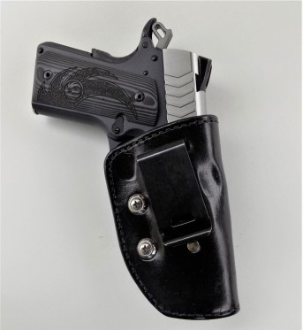 Ruger Officers Model 1911 pistol