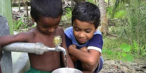 Tujuan pembangunan dan cara pengukurannya sebaiknya dibuat sederhana. Shawn/Save the Children USA