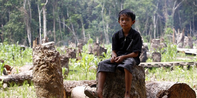 An essential component of the Lima agreement must be the recognition of community forest rights.