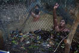"""""""We open up the forestry box..."""" Fishing in the forests of West Kalimantan"""