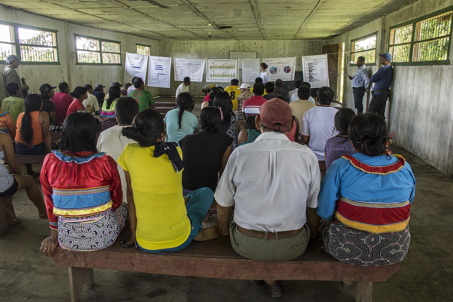 Proyectos locales dan forma a las estrategias nacionales de REDD+