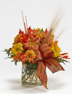 Connells Maple Lee Kids Club fall arrangement