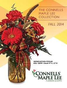 Connells Maple Lee Fall 2014 catalog