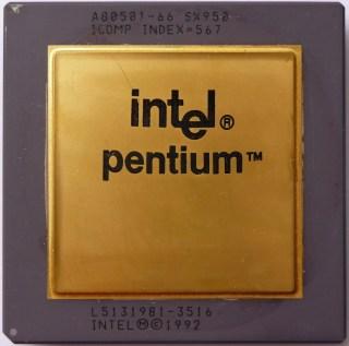 Intel Pentium 66