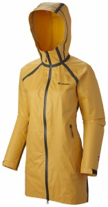 Women's OutDry Extreme Gold Trench