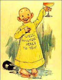 """The Yellow Kid"" the comic strip that helped coin the term ""Yellow Journalism"" from the New York Journal"