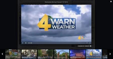 Connatix's New Native Video Platform shown on WSMV.com