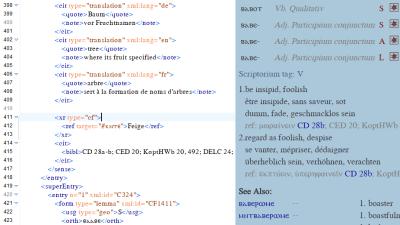 Coptic Dictionary Online