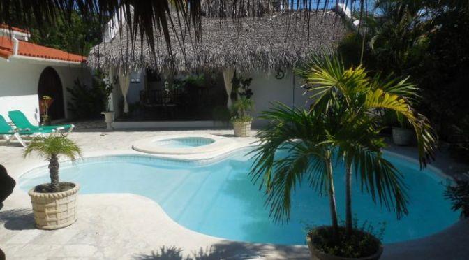 Beachfront Villa—What a Deal!