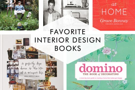 top five interior design books for happy modern homes