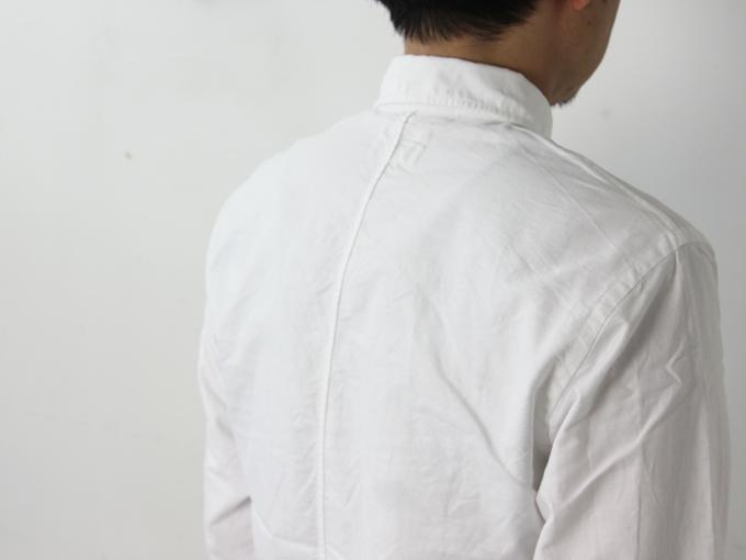 weac.(ウィーク) パグちゃんシャツ(釦ダウン)