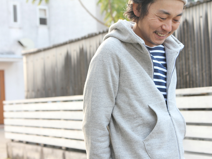 CURLY (カーリー) RAFFY ZIP PARKA