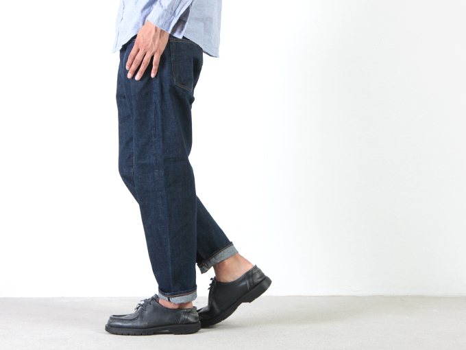 Ordinary Fits (オーディナリーフィッツ) 5POCKET ANKLE DENIM one wash