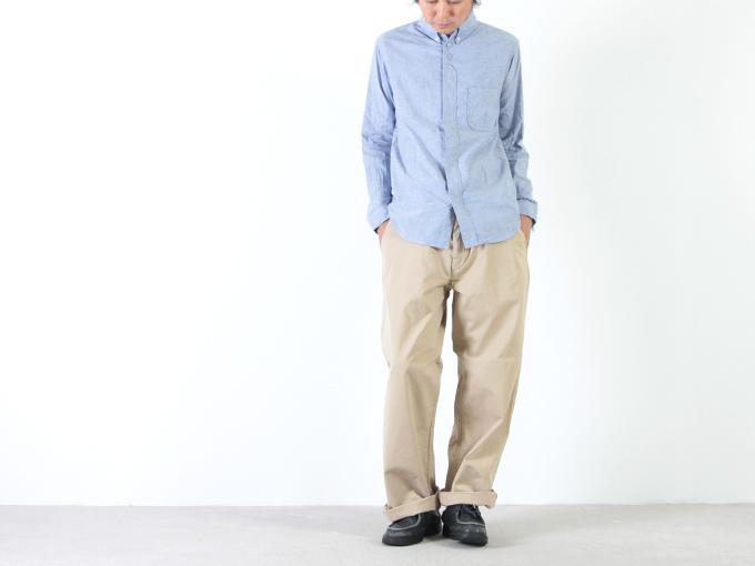 MASTER & Co.(マスターアンドコー) Long Chino パンツ with BELT
