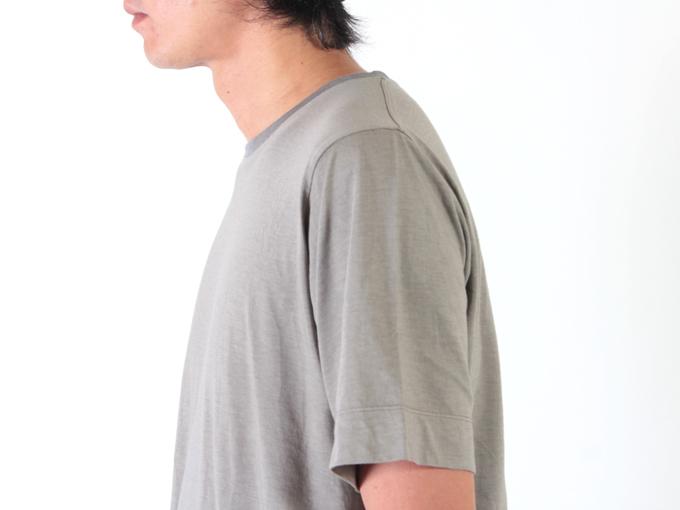 yohaku (ヨハク) s/s tee / ショートスリーブTシャツ