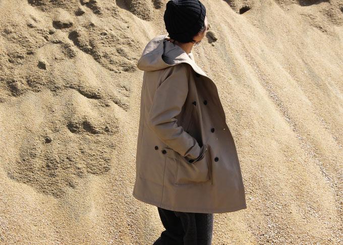 Jackman (ジャックマン) Spectator Coat