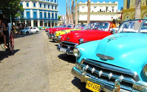 Crucero por Cuba