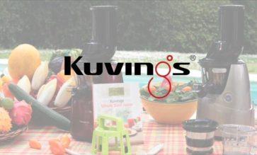 Présentation de l'extracteur de jus Kuvings