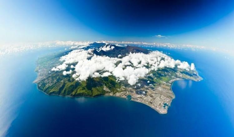 Reunion Island Cruise Port