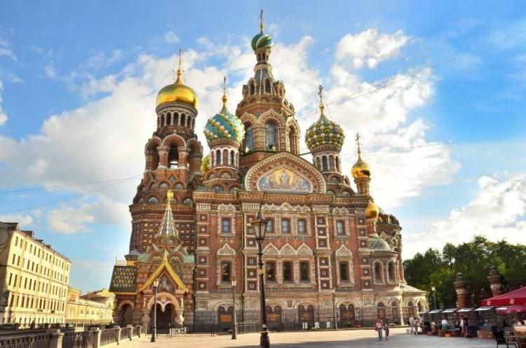 St. Petersburg Cruise Port