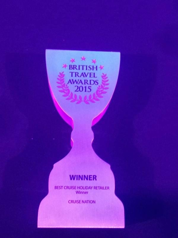 Best Cruise Holiday Retailer 2015