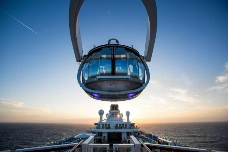 Royal Caribbean North Star on Anthem of the Seas