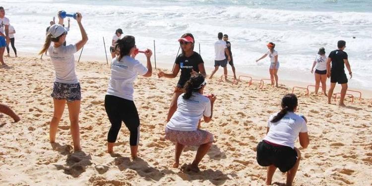 MSC Beach Boot Camp