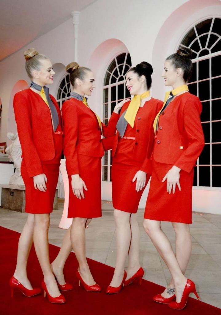 Cruise Nation new uniform