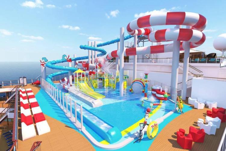 WaterWorks on Carnival Horizon