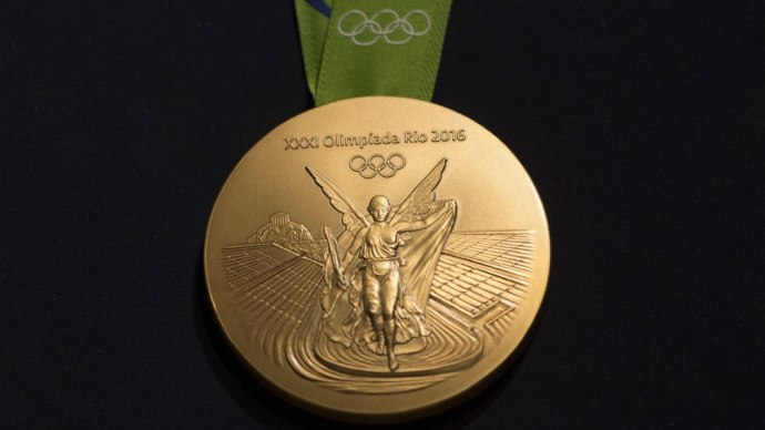 Are gold medals worth their weight?