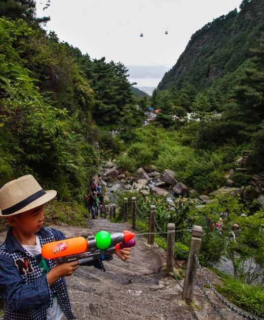 Mt Cangshan Dali