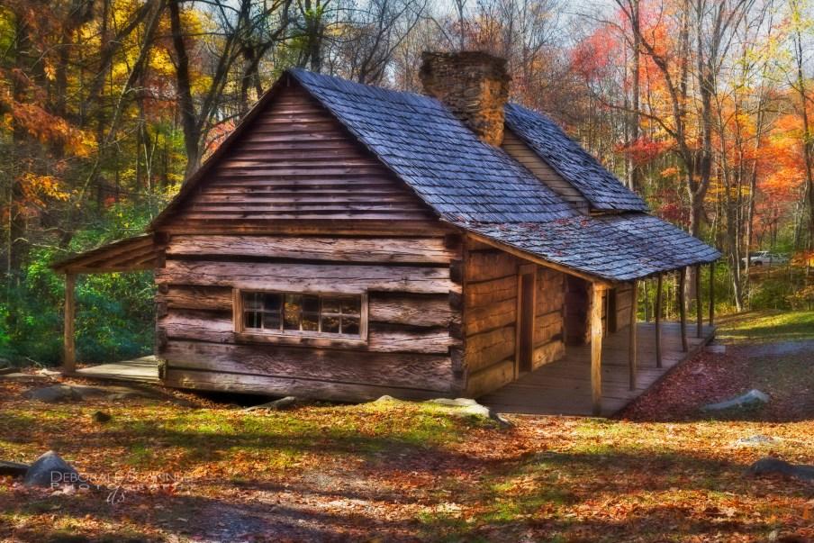Bud Ogle Cabin, Gatlinburg, TN
