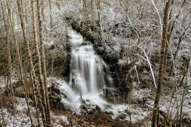 Soco Falls Flushed