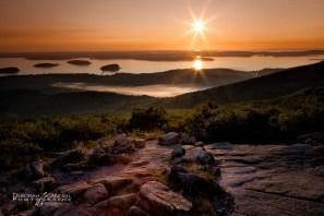First Light - Acadia