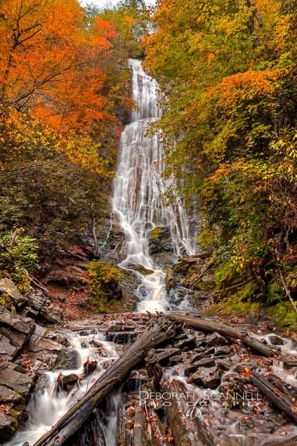 Early Autumn Mingo Falls