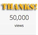 50,000 views! Thanks!